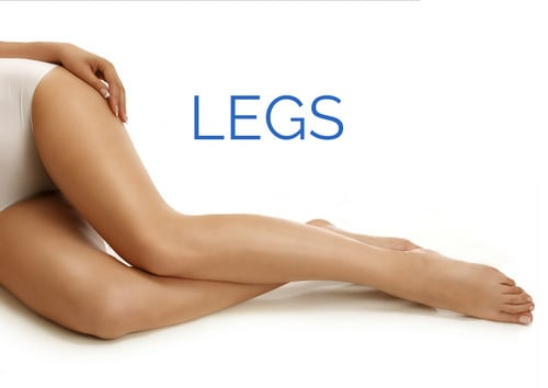Legs Treatment in Sculpted Contours