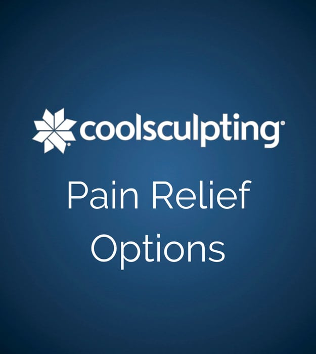 Coolsculpting Pain Relief Options